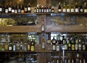 John Colter Ranch House Bar
