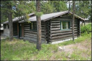 A Colter Bay Cabin
