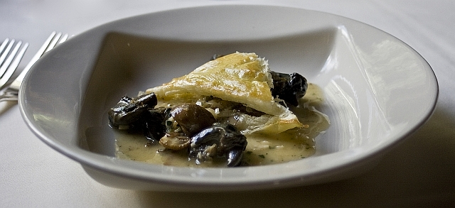 Escargot Bourguignonne en Croute
