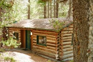 Jenny Lake Cabin