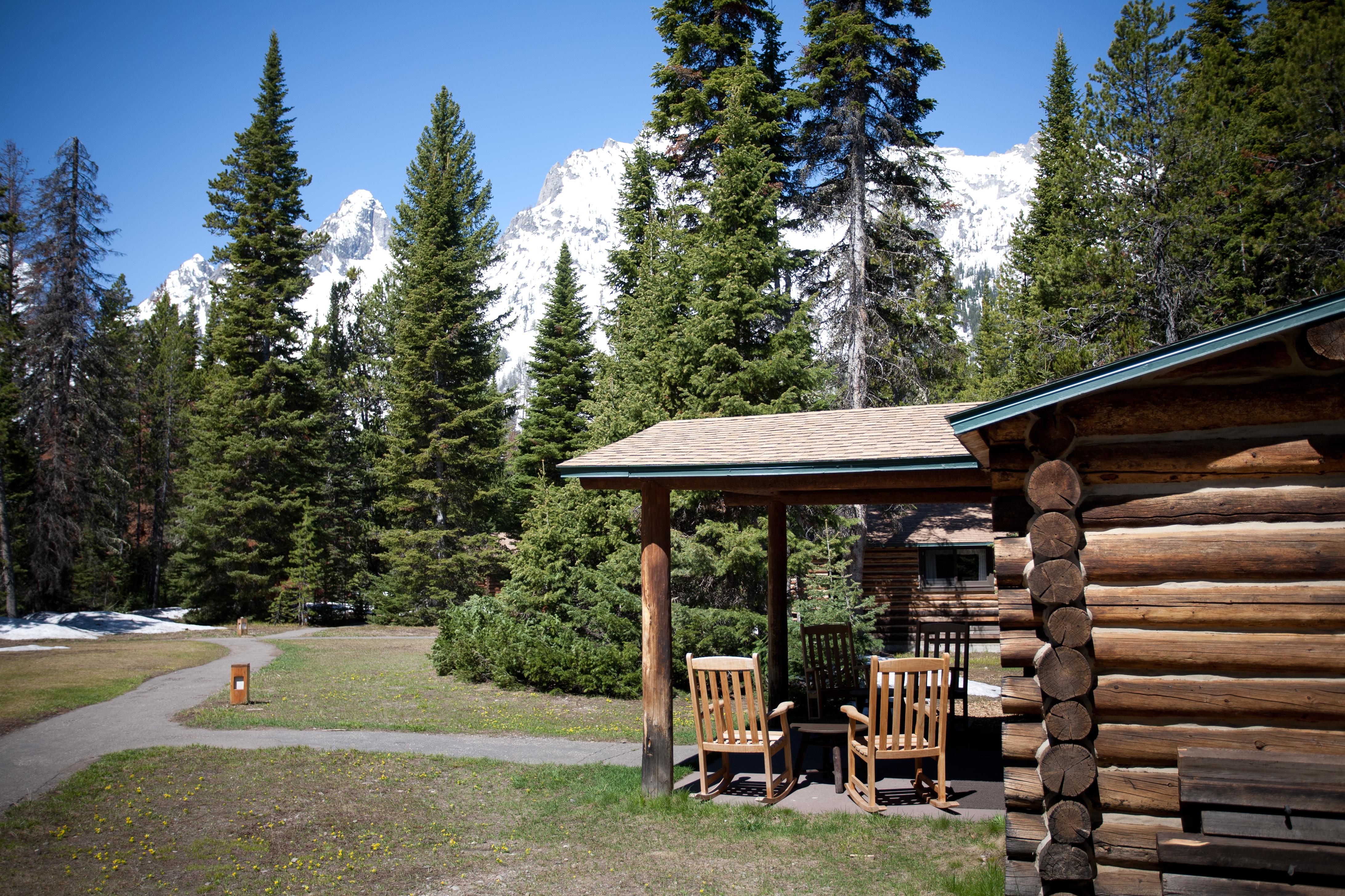 Jenny Lake Lodge Cabin Part 82